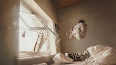 The Work of Jeremy Geddes | flylyf