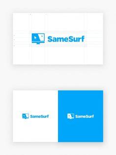 SameSurf Logo by Brad Burke