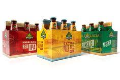 Summit Brewing Six Packs #packaging #beer