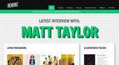 The Best Designs / Best Web Design Awards & CSS Gallery » Color #tytytyrt