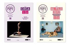 El Teatro Circo Price rediseña su identidad visual | Brandemia #circle #circus #price #brochure
