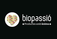 Biopassió, productos con alma | Ciscu Design #logo #graphic #identity #design