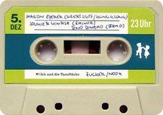 · TROPENELEKTRONIK · #flyer #cassette