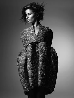 Cameron Russell by Liz Collins #girl #fashion #photography #fashion photography #model