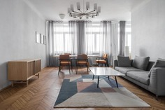 Partial Reconstruction and Interior Design of a Flat from 1936 in Warsaw