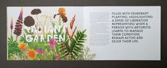 Chelsea Flower Show 2013 on Behance #typography