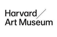 2 × 4: Project: Harvard Art Museum #logo #identity