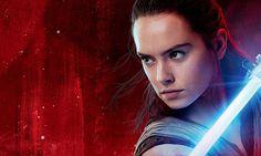 Daisy Ridley As Rey Star Wars The Last Jedi Free Hd Wallpapers – WallpapersBae
