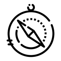 See more icon inspiration related to compass, gps, travel, maps and location, cardinal points, orientation, search, direction and location on Flaticon.