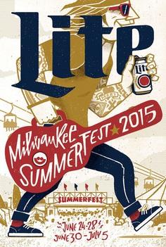 Miller Lite Summerfest Milwaukee 2015