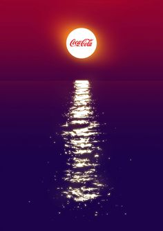 Sawdust – Coca-Cola poster #poster #sawdust #cocacola