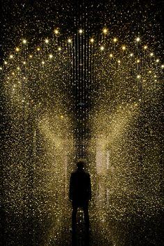 DGT installs the citizen watch light is time exhibition in milan