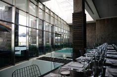 CJWHO ™ (Tellini Vontobel Arquitetura | BAH) #alegre #design #interiors #restaurant #architecture #porto #brazil