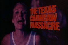 the texas chainsaw massacre (1974) | Flickr - Photo Sharing! #film #stills #typography