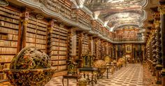 #place #library #books