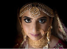 20+ Real Brides Prove That Nude Lipstick Is The Most Special Lip Colour!