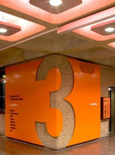 Cartlidge Levene #centre #cartlidge #levene #wayfinding #arts #architecture #barbican #signage