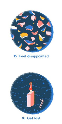 18 moments about love on Behance