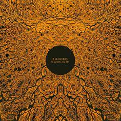 Leif Podhajsky , Bonobo, Record Cover, Design