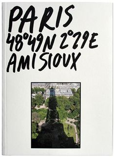 PARIS 48°49N 2°29E #book cover