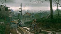 FFFFOUND! | like summer by LuisMelo - Luis Melo - CGHUB #melo #manga #luis #anime