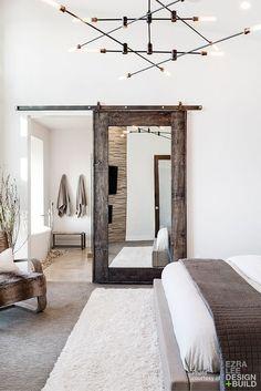Decorar puertas con espejos #espejos #puertas #decoracion #interiorismo #hogar #home #decor #mirror #doors #InteriorDesign