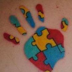 40+ Cool Puzzle Piece Tattoo Design Ideas