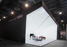 Audi auf der CES 2013 in Las Vegas Messestand.jpg (4961×3508) #saudi #las #messestand #ces #vegas