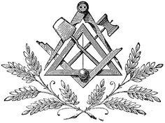 satan, satanic, hex, symbol, masonic