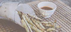 Honeysuckle Catering – Karli Ingersoll #logo #design #identity #type
