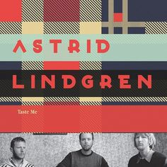 Astrid Lindgren - Taste Me / CD Package on the Behance Network #design #graphic #cover #music #cd