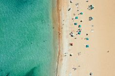 Beach Above: Aerial Photography of Australian Beaches by Kate Ballis