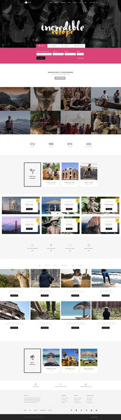 H-Code #Responsive & #Multipurpose #OnePage and #MultiPage #Template For #Tours and #Travel #Agency by #ThemeZaa http://goo.gl/ygs4kX