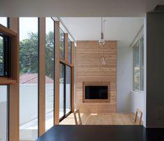 House in Kamakura Gokurakuji by Naoya Kawabe Architect & Associates #house #japanese #home #minimal #minimalist