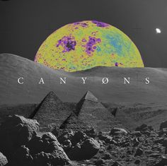 Canyons - Benny Moore #album #design #canyons #record #artwork #vinyl #music