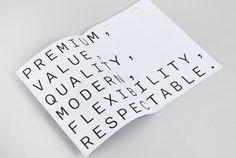 Marque » Studio Verse #identity #studio #guidelines #verse