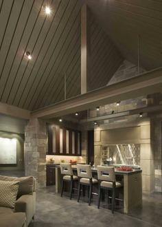 Stuart Silk Architects, kitchen, a Modern Stone Farmhouse