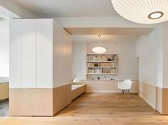 Greenwood Semi by Anya Moryoussef Architect