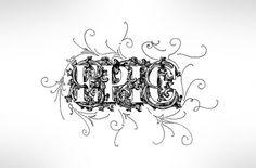 David Murawsky Graphic Design & Illustration Portfolio #flourishes #typography