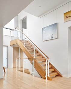 Photo 3 of 16 in Modern, Elegant Architect's Home by Jean Bai / Konstrukt Photo