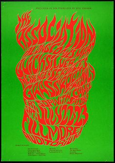 Wes Wilson — The New Graphic