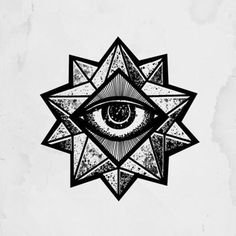 Release. Revolve. Renew. #logo #star #eye
