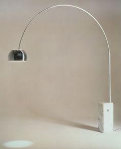 Arco Floor Lamp, Achille Castiglioni, Pier Giacomo Castiglioni, 1962
