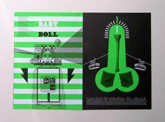 CD cover  Black Pillow Club / 2012