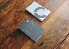 CI Identity — Nu206 #business #print #identity #logo #cards