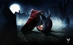 Nike Fright Night on Behance