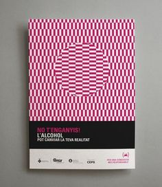 FFFFOUND! #graphic design #pattern #magenta