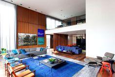 Casa IV in Sao Paulo suite arquitetos renovation casa iv
