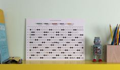 Reminders 2013 – Because Studio #calendar