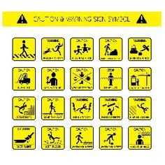 Wayfinding | Signage | Sign | Design | 安全警示标识
